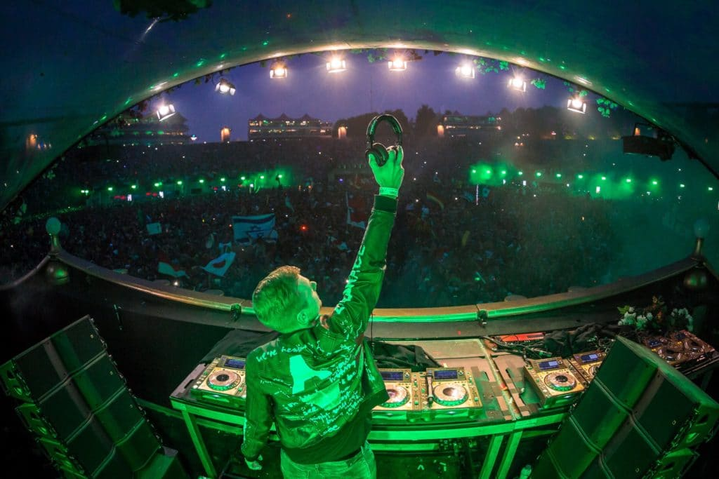 a state of trance tomorrowland