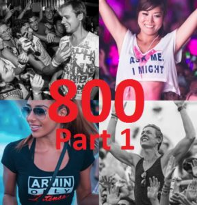 A State of Trance 800 part 1