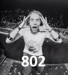 a state of trance 802