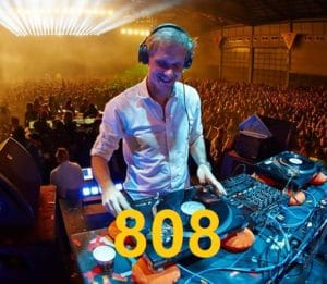 a state of trance 808