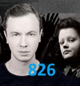 ASOT 826 with Andrew Rayel and Orjan Nilsen