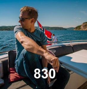a state of trance 830