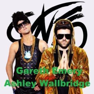Gareth Emery Ashley Wallbridge