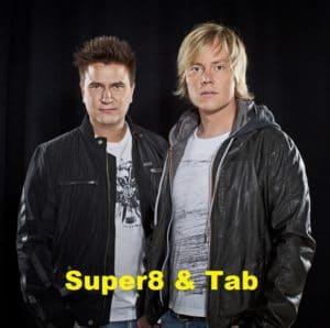 Super8 & Tab