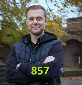 A State of trance 857